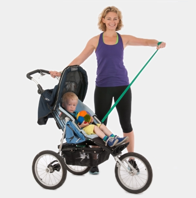 Fitness mit Baby & Buggy