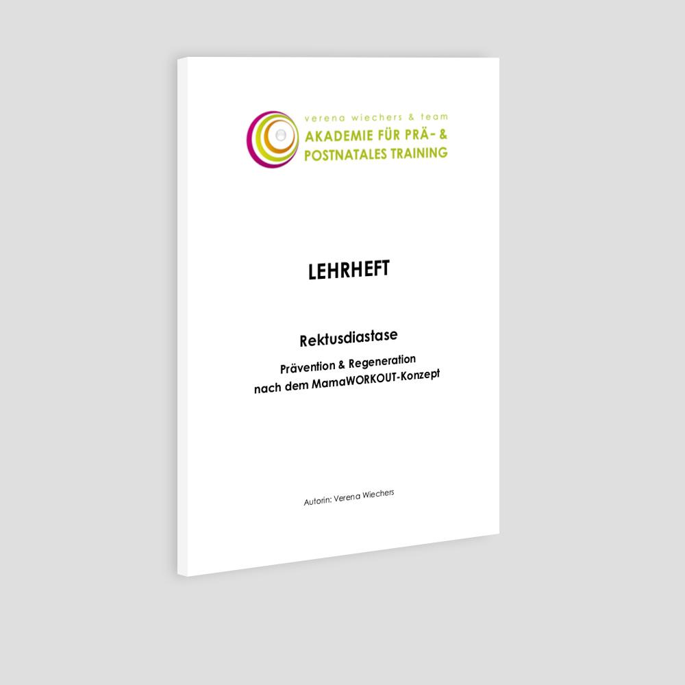 Lehrheft-Rektusdiastase-Akademie-Wiechers